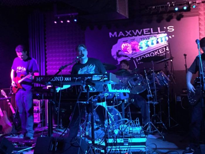 Orpheus Nine at Maxwell's
