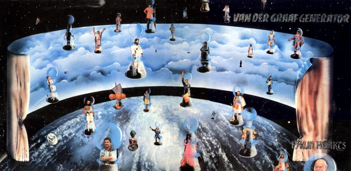 Van Der Graaf Generator Cover Art