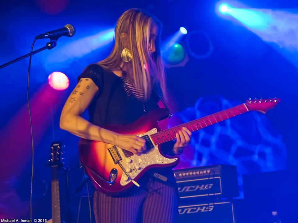 Jane Getter Live in Detroit