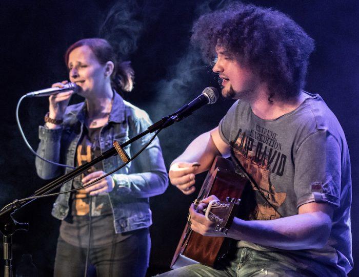 Melanie Mau & Martin Schnella - Photo Credit Bodo Kubatzki