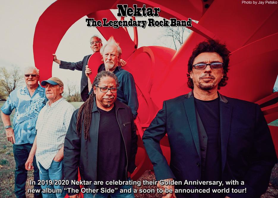 Nektar - The Legendary Rock Band