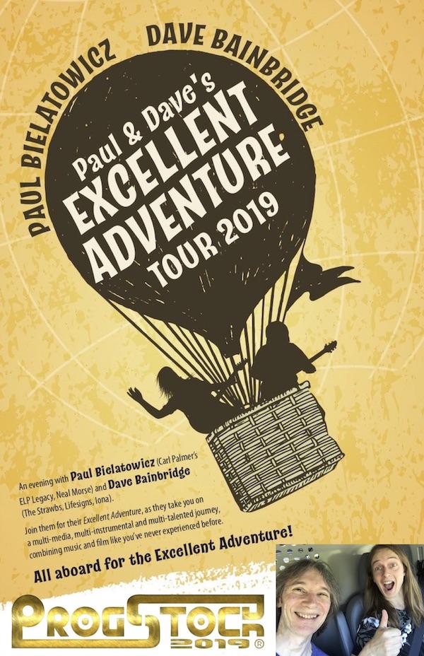 Paul & Dave's Excellent Adventure