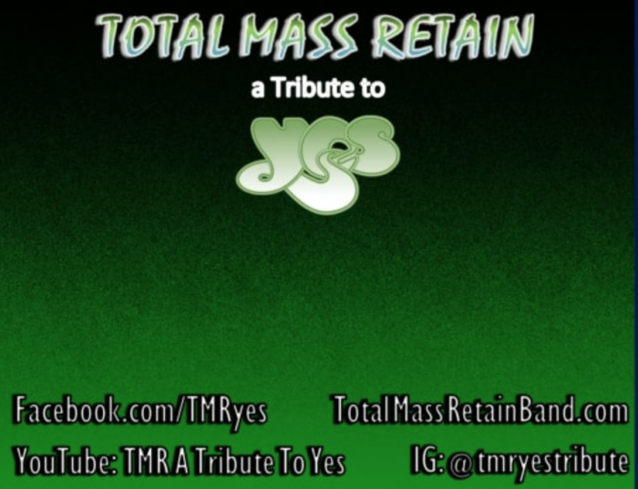 Total Mass Retain - A Yes Tribute