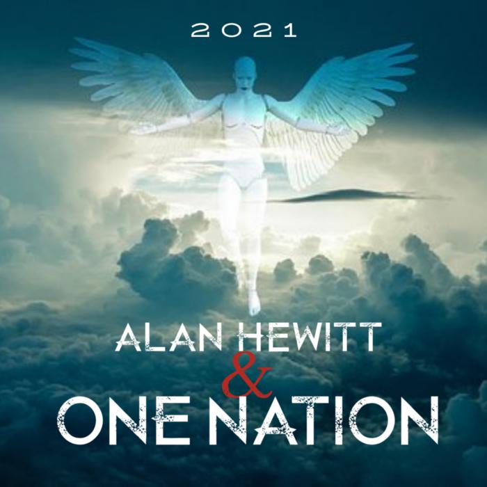 Alan Hewitt & One Nation Cover Art